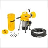 Desentupidora elétrica DV 390 VONDER